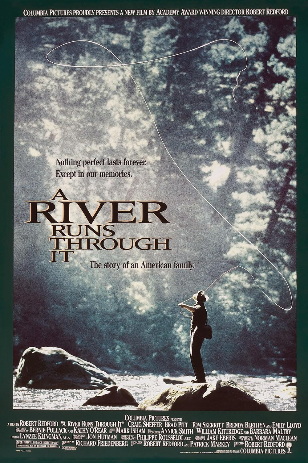 a river runs through it book essay An excerpt from a river runs through it by norman maclean also available on website: online catalogs, secure online ordering, excerpts from new books sign up for.