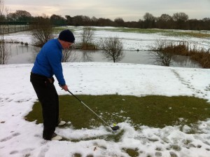 winter-golf