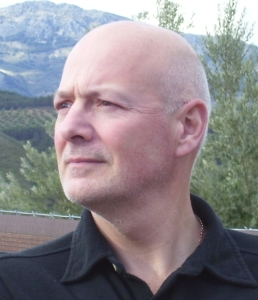 Simon Jenner - Author Photo